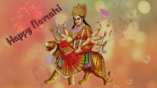 Navratri special | jai mata di | devotional whatsapp status  Video