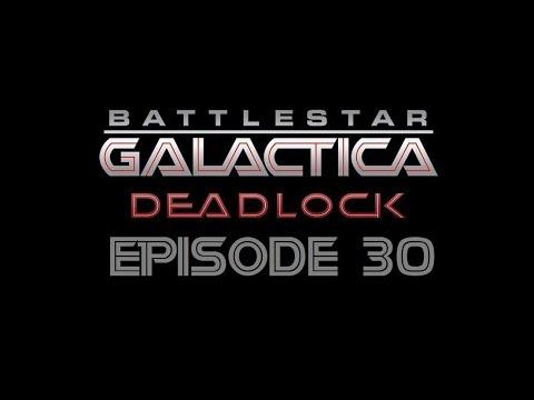 Battlestar Galactica Deadlock #30 Chapter 9   Permissive action link