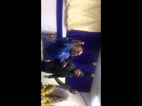 HOGAM MINISTRY,WASHINGTON,DC:WITH BISHOP TOSH VISITING FROM ISRAEL