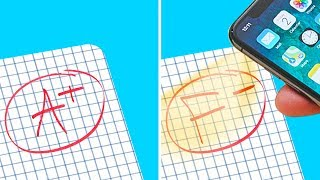 12 SCHOOL HACKS YOU WISH YOU KNEW BEFORE