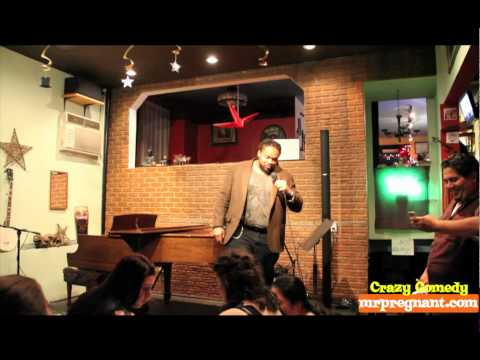 Mr Pregnant Stand Up Comedy 1 - Weed Jokes