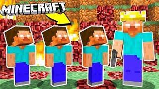 HEROBRİNE'IN ÖĞRENCİLERİ! - Minecraft