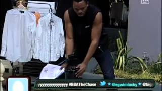 Big Brother Africa The Chase - The Diamond Chess