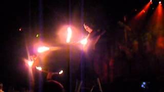 Pirates show in Magaluf (Firestarter)