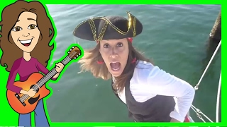 Pirate song.  Come Sail Away With Me!  Children