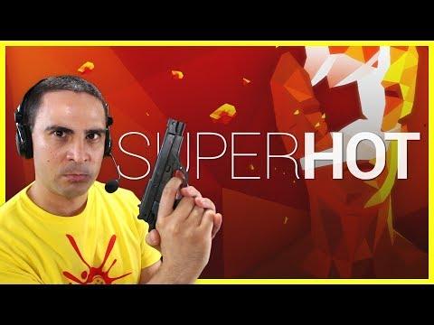 Σούπερ Μυστικός Πράκτορας! (Superhot)