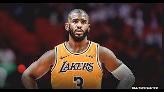 Should The Los Angeles Lakers Go Get Chris Paul & Release Rajon Rondo? | FERRO REACTS SPORTS
