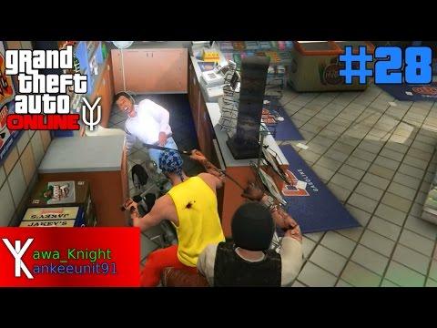 GTA ONLINE Lass uns den Thekemann schlagen #28 Let´s Play GTA Online KY