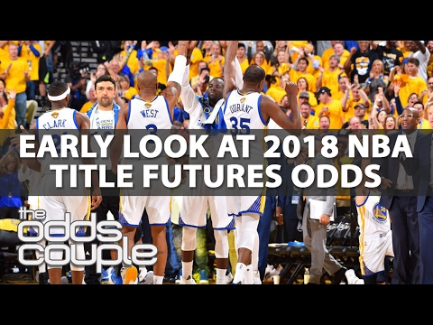 2018 NBA Championship Lookahead | NBA Picks | With Troy West