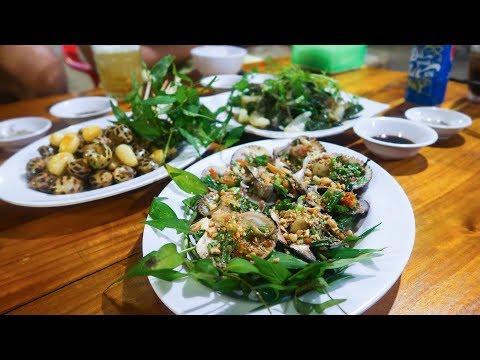 Ăn Hải Sản CHỢ ĐÊM Phú Quốc • TẬP 4 • ĐI BỤI 2