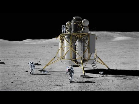 ★ NASA – Returning to the Moon