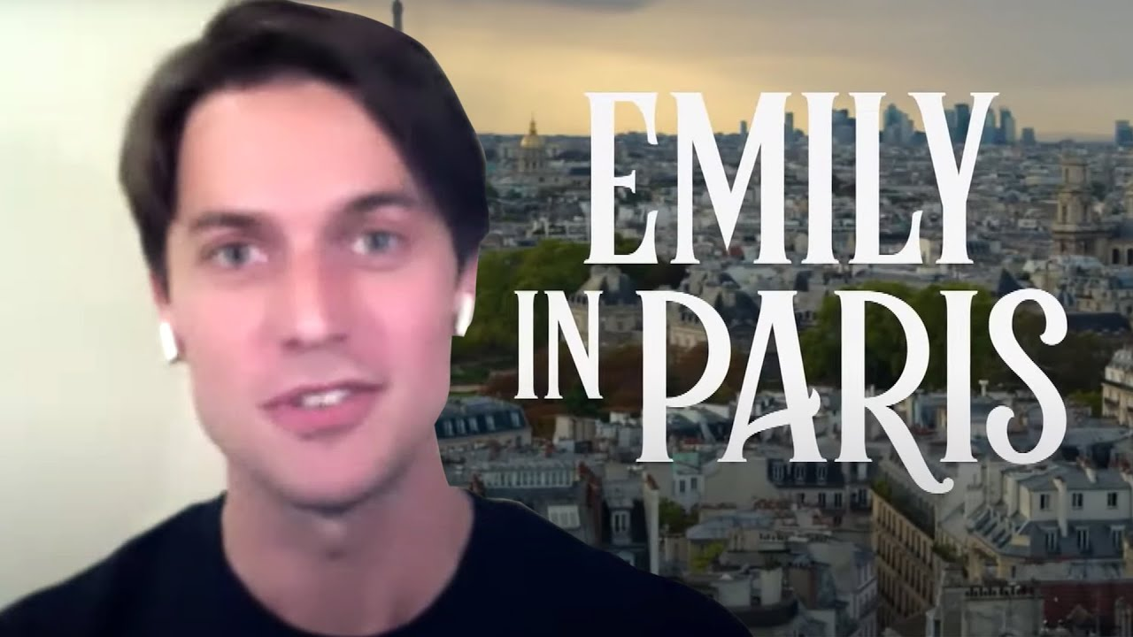 Emily in Paris: Season 2 Update and Lucas Bravo REVEALS if Gabriel Should Pick Emily or Camille!