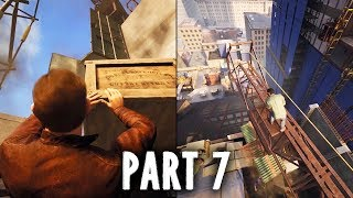A Way Out Gameplay Walkthrough Part 7 - CRAZY CHASE (Full Game)