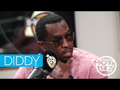 Funk Flex Interviews Diddy | #WeGotaStoryTell008