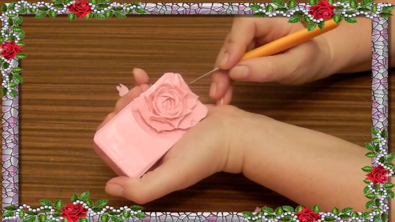 Soap Carving Tutorial Handmade Handmade Soap
