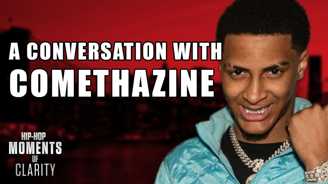 Comethazine Talks Young Thug, Recording Process and Demi Lovato DM | Hip-Hop Moments of Clarity