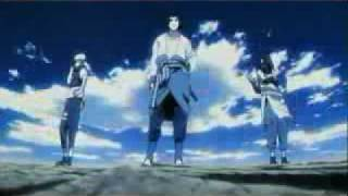 Naruto Shippuuden Opening 2 Distance