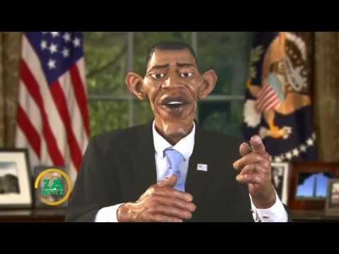 Barack Obama reveals his package