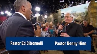 Pastor Ed's Prophecy to Pastor Benny Hinn