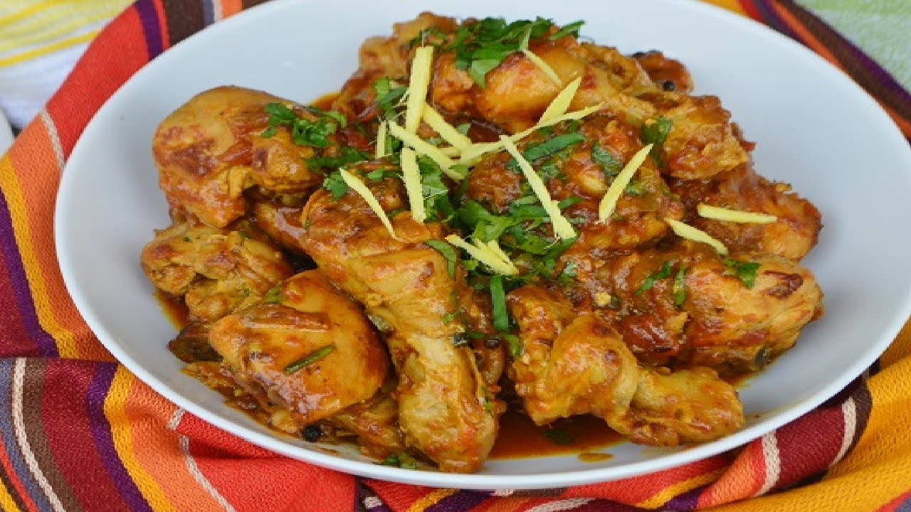 Chicken karahi recipe how to cook chicken karahi youtube forumfinder Gallery