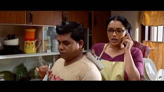 Salt N' Pepper Movie Scenes | Shweta Menon and Lal reconcile and become friends | Asif Ali
