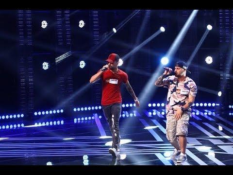 Show pe scena X Factor! The Nigga'z -