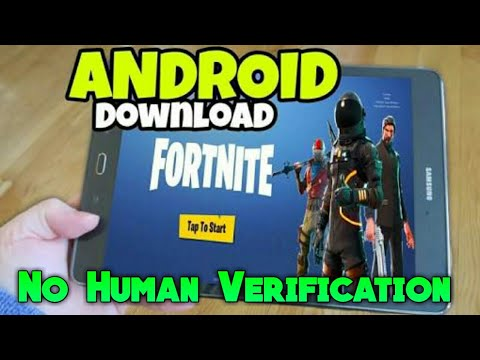 free download fortnite android no verification