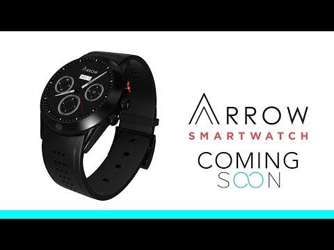 Arrow Smartwatch: Rotating 360° Camera