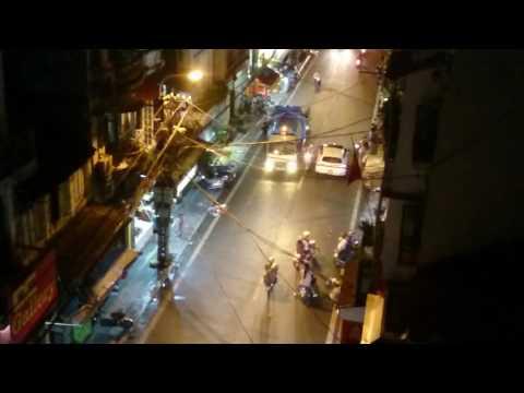 Vietnam Hanoi Garbage Truck Song