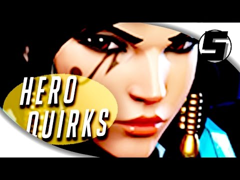 TOP 10 HERO QUIRKS THAT WILL DRIVE YOU CRAZY IN OVERWATCH (  Pro Tips And Tricks For Overwatch )