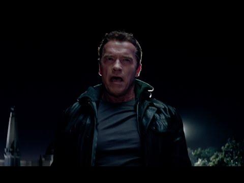 Terminator: Génesis - Primer tráiler oficial de la película - Subtitulado