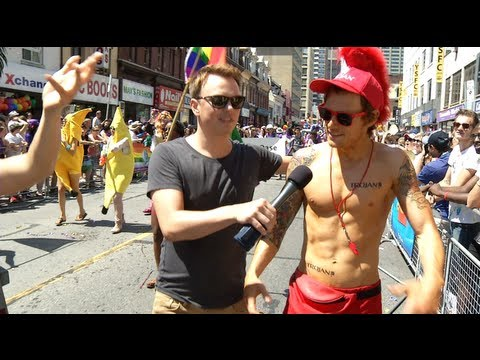 Toronto Pride highlights 2013