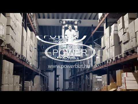 Power Raktárrendszer