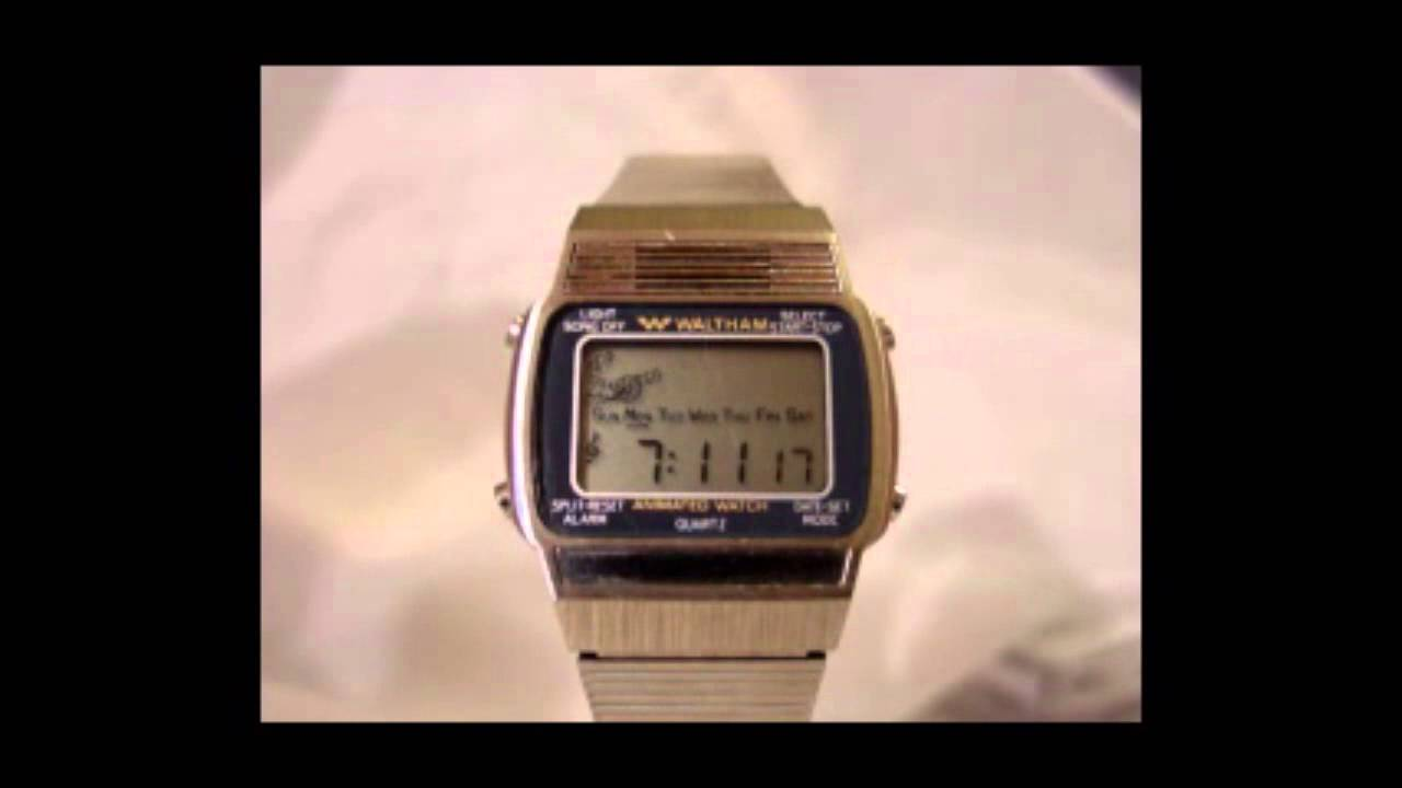 Melody Gadgets By Awesome Cannon Alarm Watch WalthamnelsonicDixie Vintage 35jL4AqcRS
