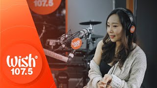 "Chlara performs ""What We Have is Love"" LIVE on Wish 107.5 Bus"