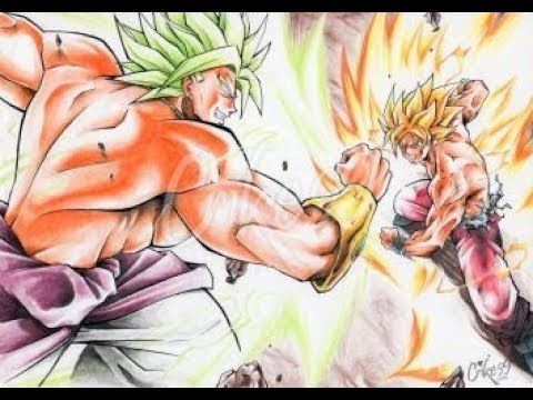 Dragon Ball Super / Z [ AMV ] Lucid Dreams - Juice WRLD 🖤💔