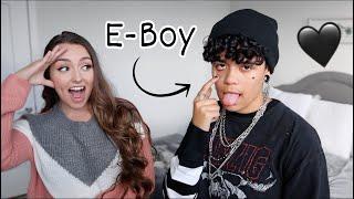 Transforming My Boyfriend Into The Ultimate E-BOY