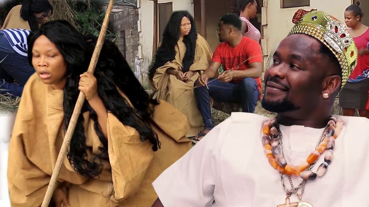 Download The Chosen Girl For The Prince Season 1 & 2 - ( Zubby Michael ) 2019 Latest Nigerian Movie