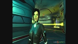 Aeon Flux - Gameplay Xbox HD 720P