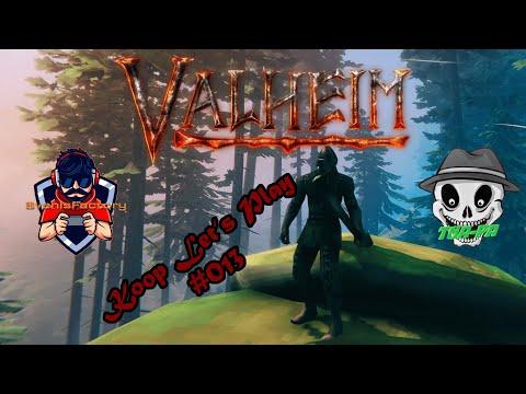 Der Wachturm und seine Zwerge - Valheim Koop Let's Play #013