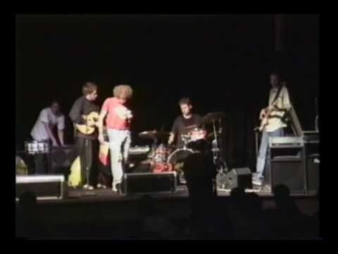 The Free*Stars  Live at The Backdoor, Aztec Center, SDSU San Diego, CA, Part 1