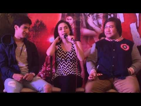 Pwera Usog Blogcon with the Main Cast and Director Jason Paul Laxamana