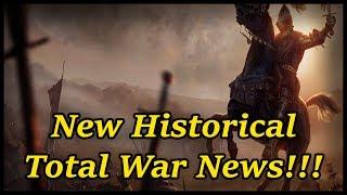 NEW HISTORICAL TOTAL WAR NEWS - Viking DLC Coming This Year ?