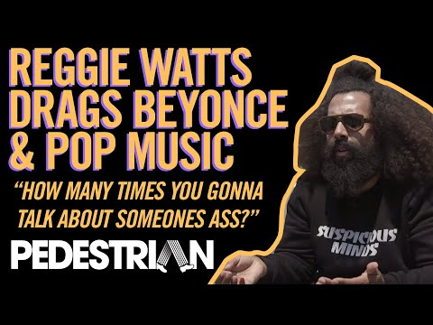 Reggie Watts Drags Taylor Swift, Beyoncé And The Lumineers