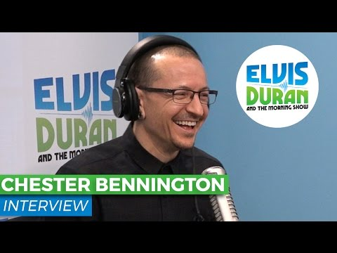"Chester Bennington Chats About New Single ""Heavy"" 
