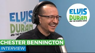 "Chester Bennington Chats About Linkin Parks New Single ""Heavy"" 