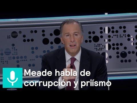 Meade habla de corrupción y priísmo - Tercer Grado