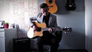 Hobbit: Billy Boyd - Last Goodbye +TAB fingerstyle guitar cover