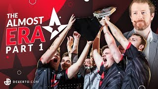 The Rise of Astralis: The Almost Era - ft. Thorin (Part 1 of 2)