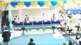 Katha Bhai Jaswant Singh Ji philadelphia vale 01-08-12 El Sobrante Ca part 1 of 2